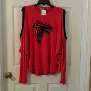 NFL Official Project Runway Falcons Top